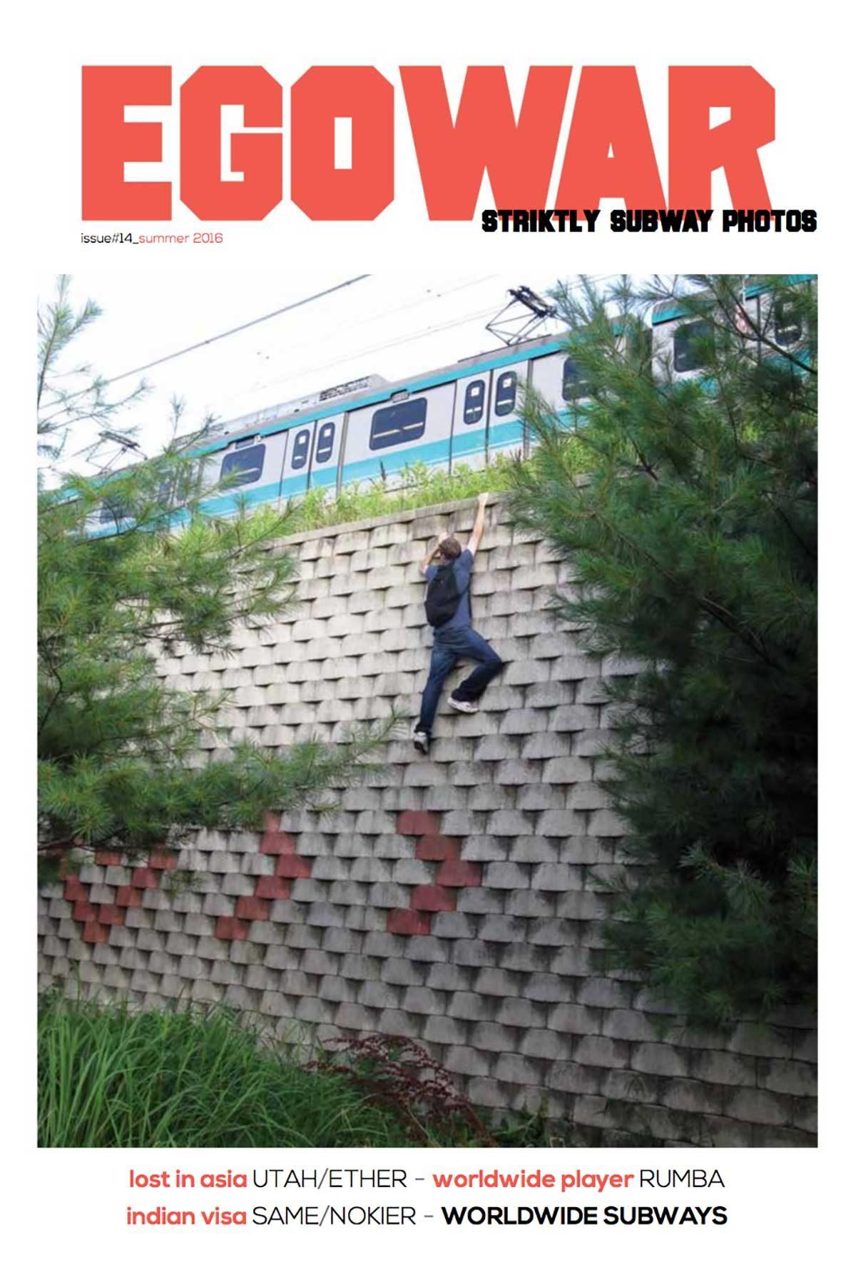 EGOWAR Magazine 14