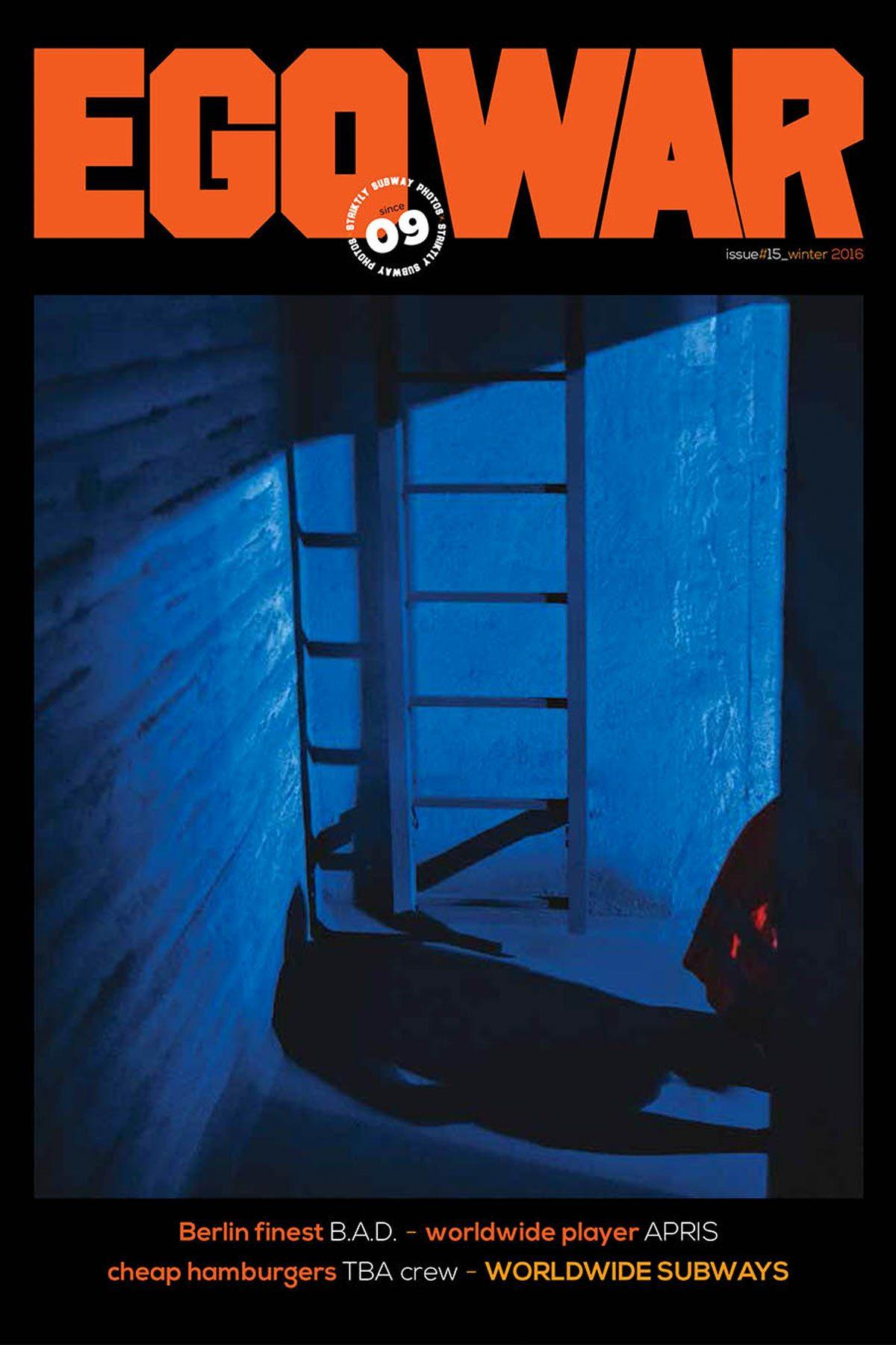 EGOWAR Magazine 15
