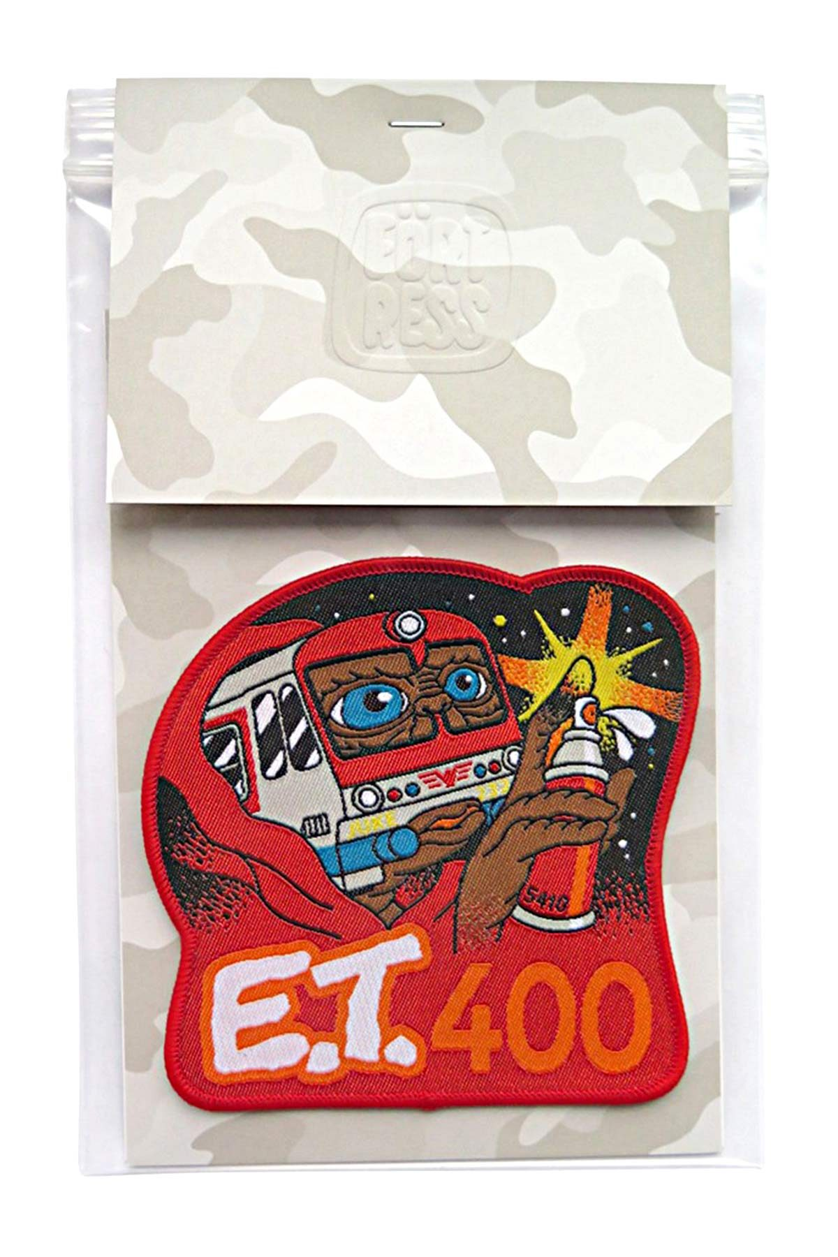 Flying Fortress E.T.400 Patch