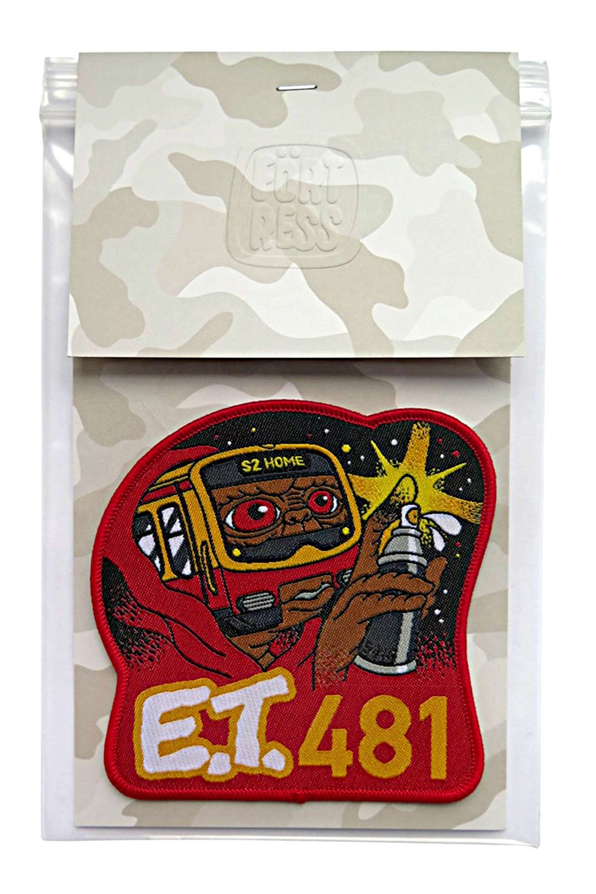 Flying Fortress E.T.481 Patch