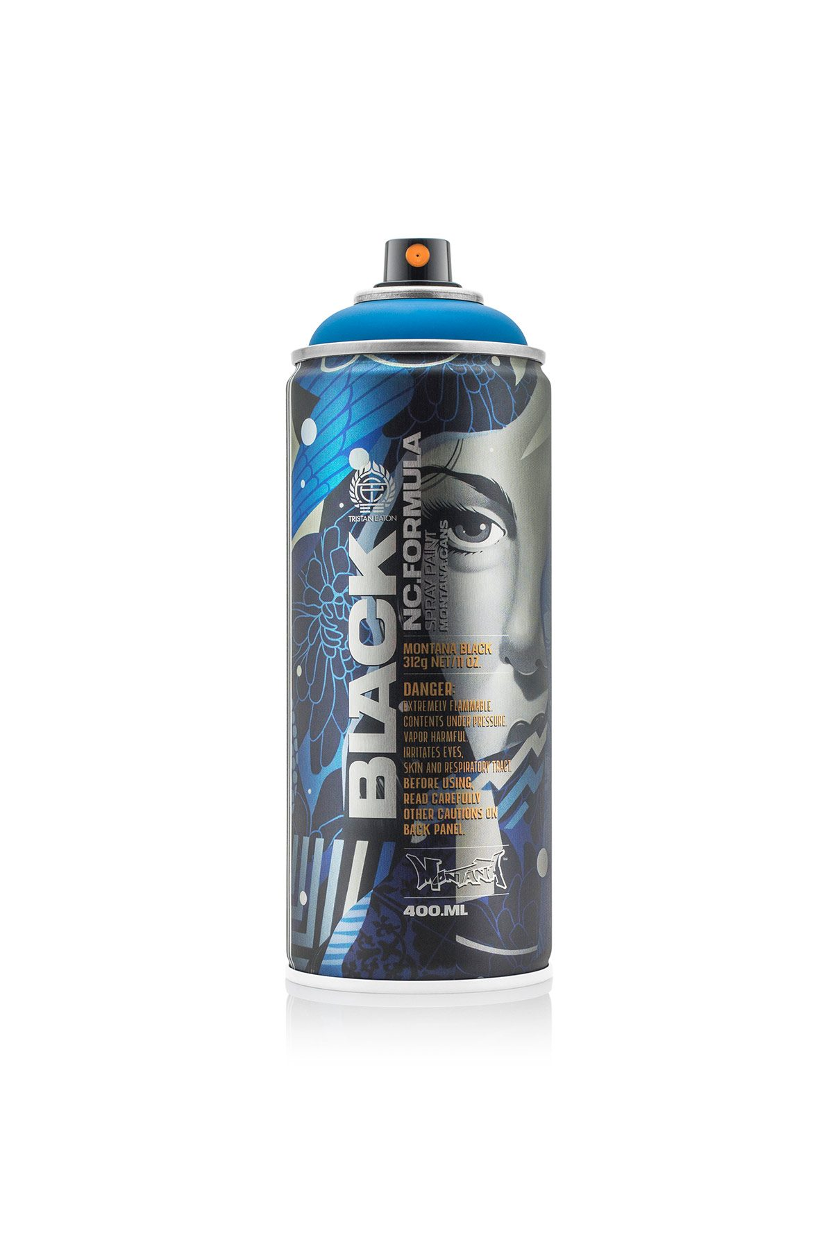 Montana BLACK Artist Edition - Tristan Eaton 400ml
