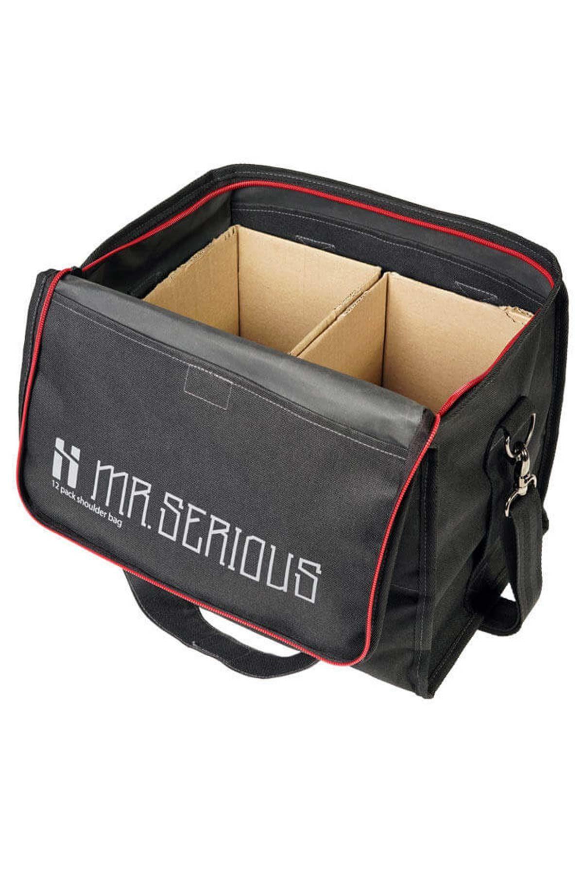 Mr. Serious 12 PACK Shoulder Bag