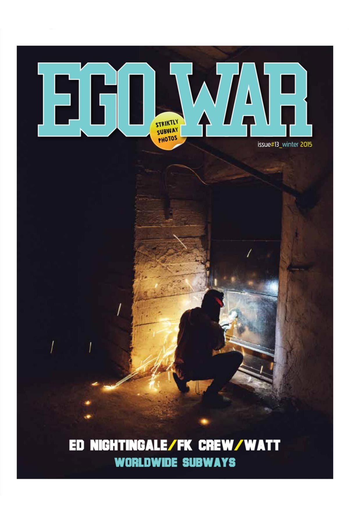 EGOWAR Magazine 13