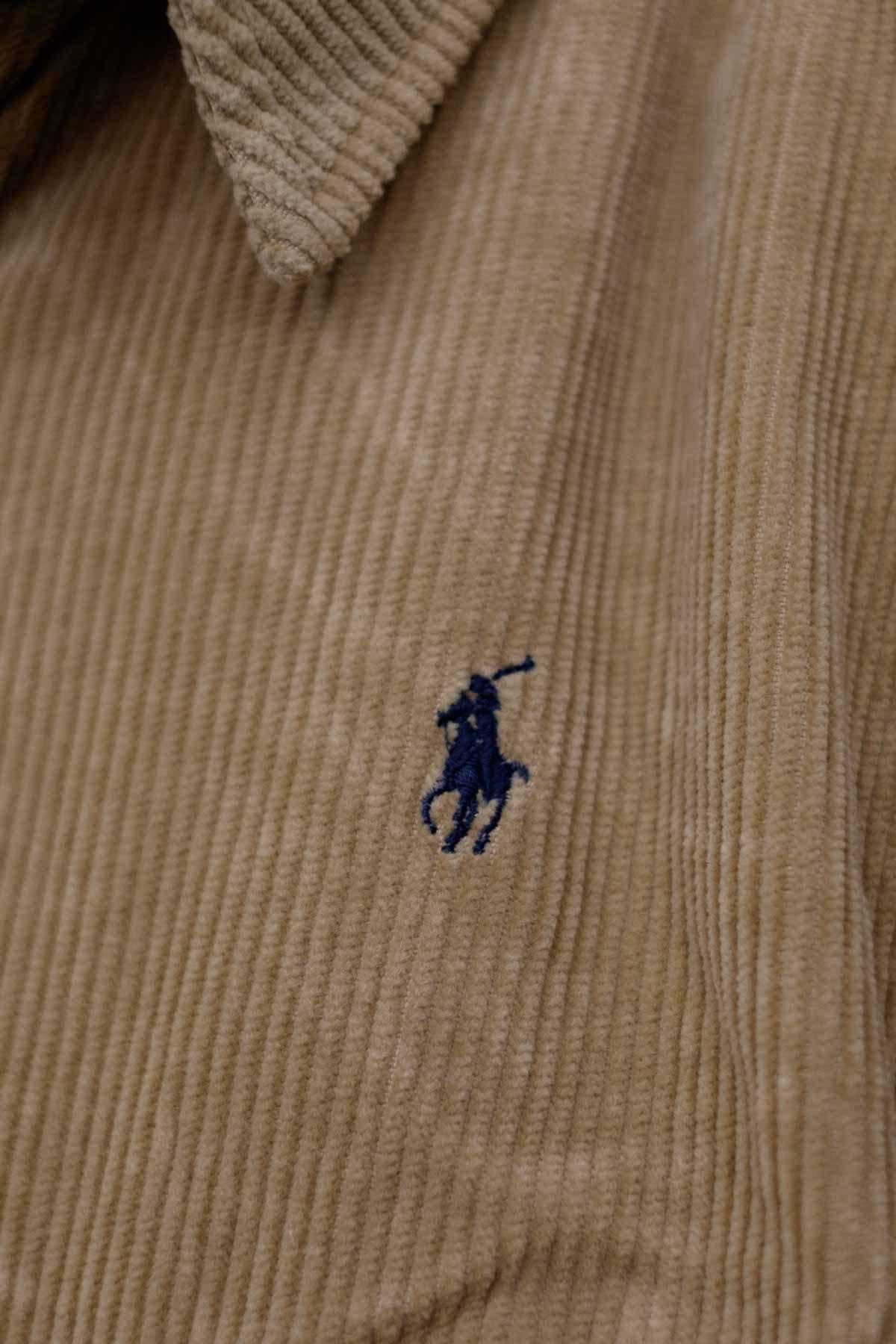 Polo Ralph Lauren GIUBBOTTO A COSTINE VINTAGE Beige