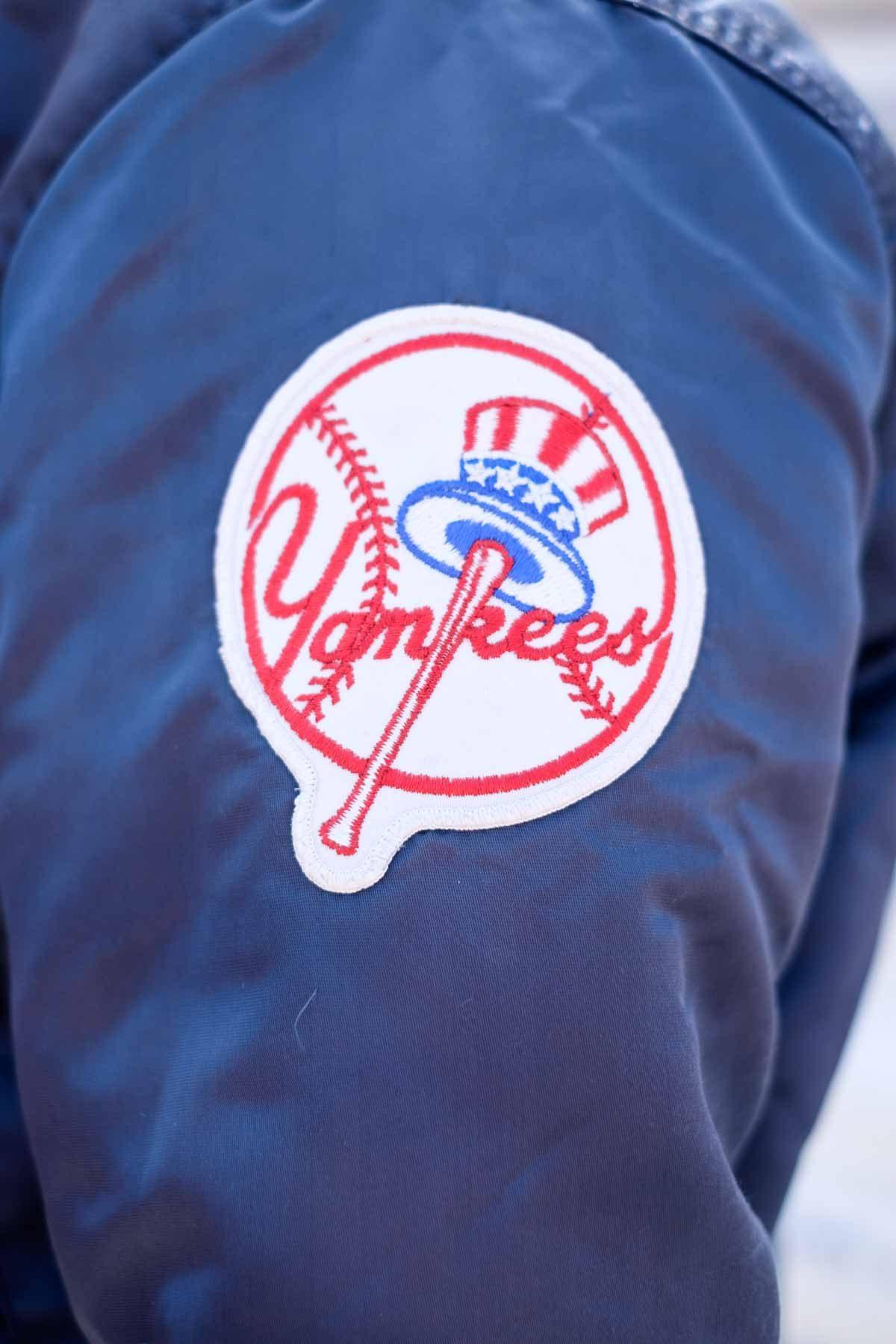 College New York Yankees Vintage