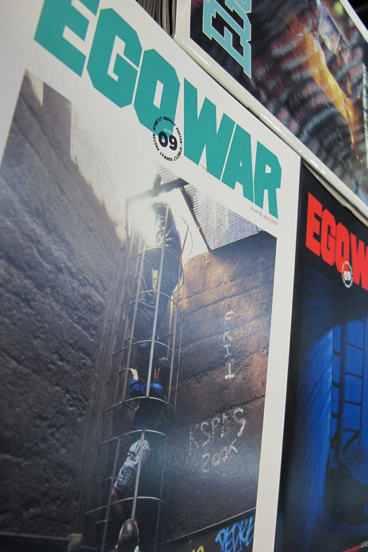 EGOWAR Magazine 16