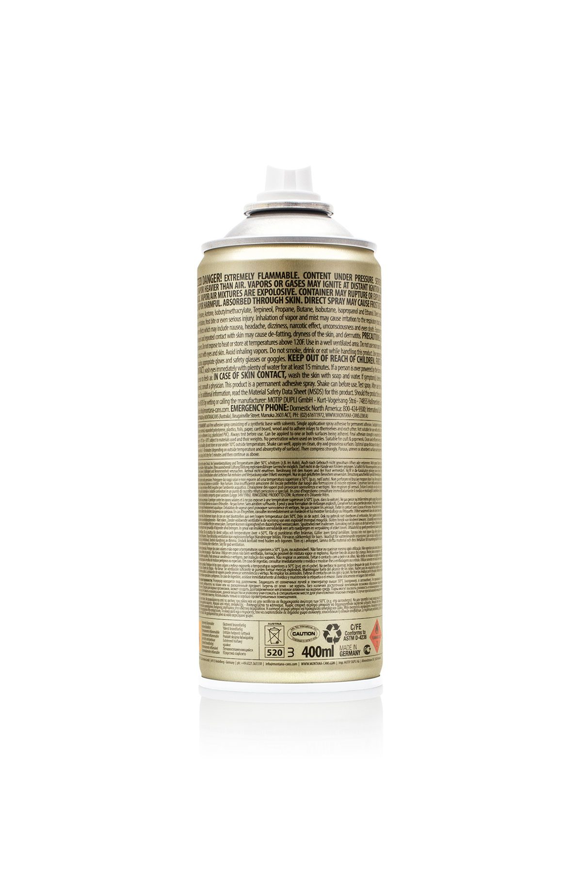 Montana ADHESIVE - COLLA SPRAY 400ml