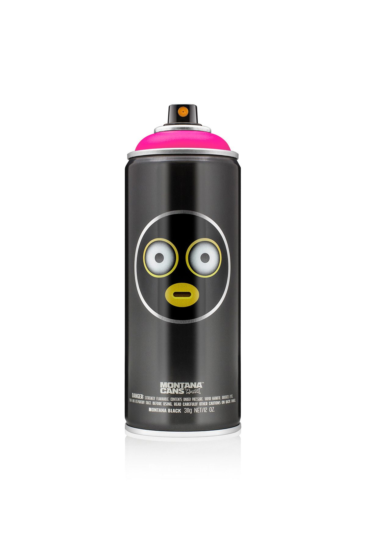 Montana BLACK #EMOJIVANDALS - Freak - Limited Edition 400ml