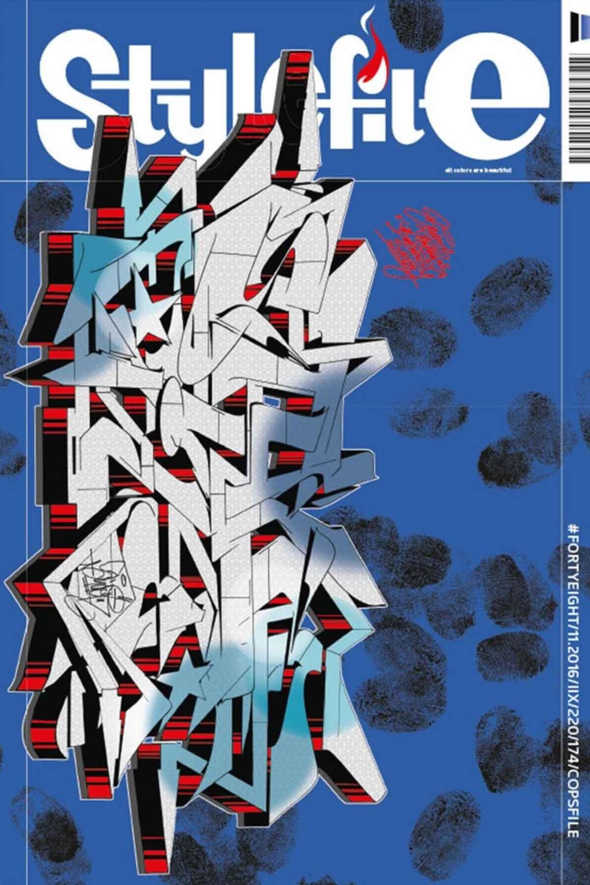 STYLEFILE Magazine 48
