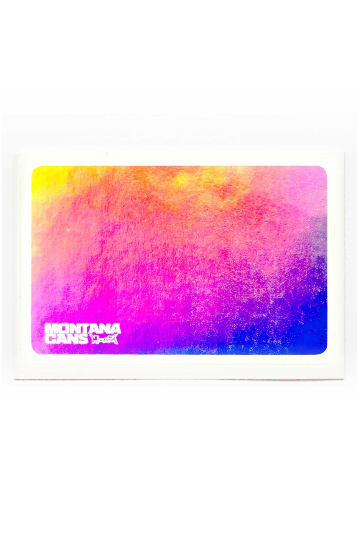 Montana HOLOGRAM Sticker