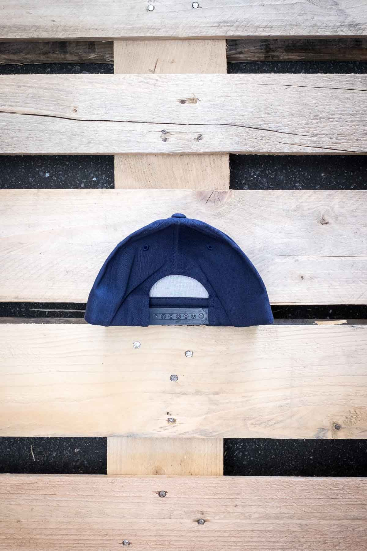 Full Mine Classic Snapback Blue