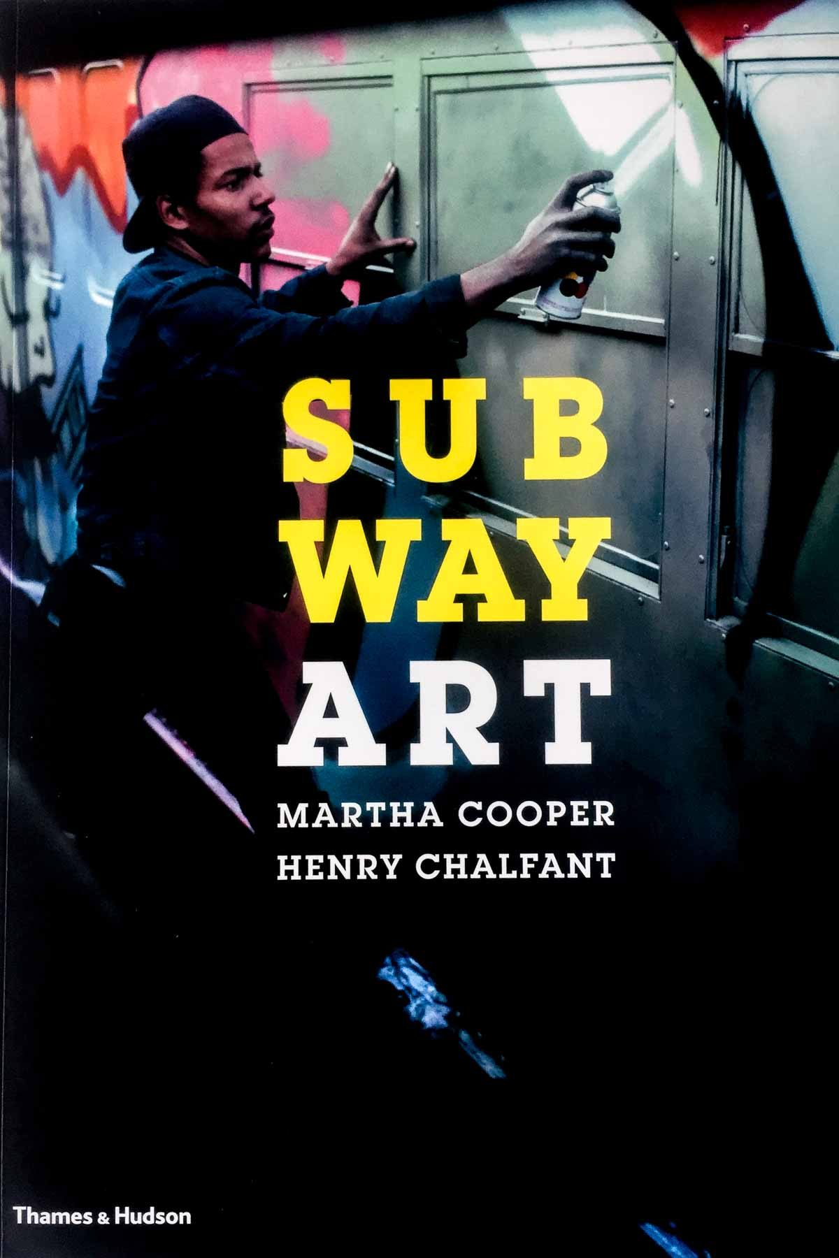 SUBWAY ART di Martha Cooper