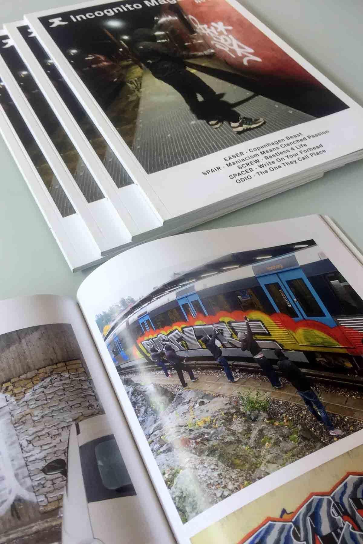 INCOGNITO Magazine 21
