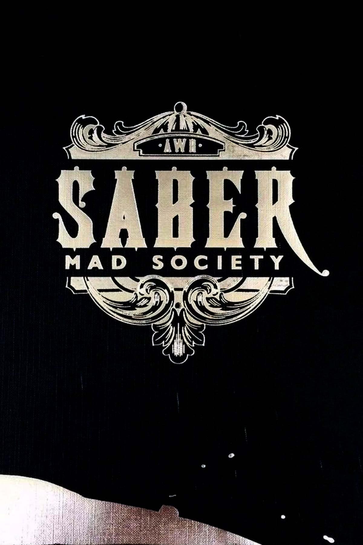 SABER - Mad Society di Roger Gastman