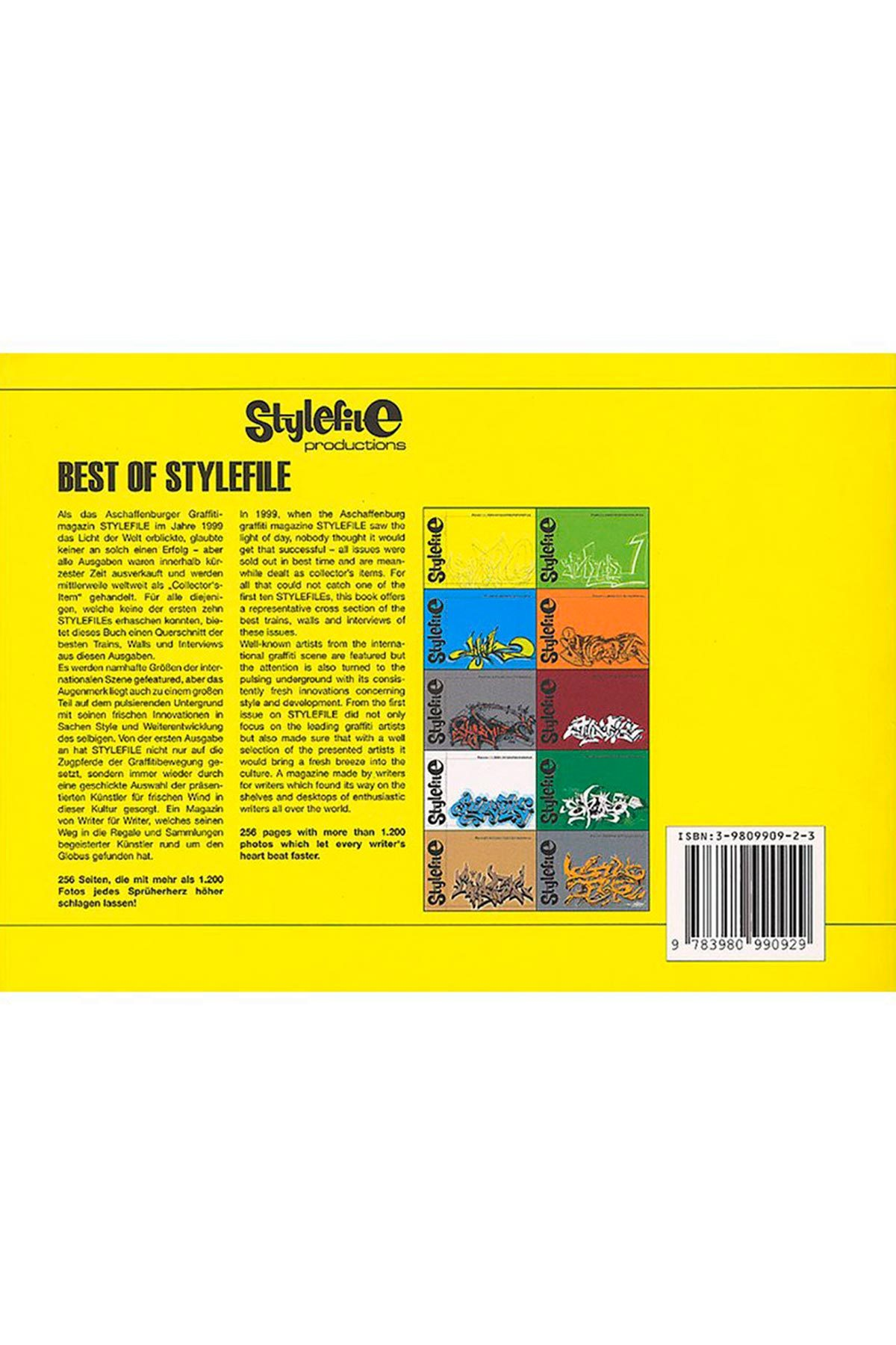 STYLEFILE - Best Of Issue 01 - 10
