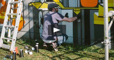Meeting of Styles 2017 – Milano in collaborazione con Montana Cans e Hard2Buff (Video)