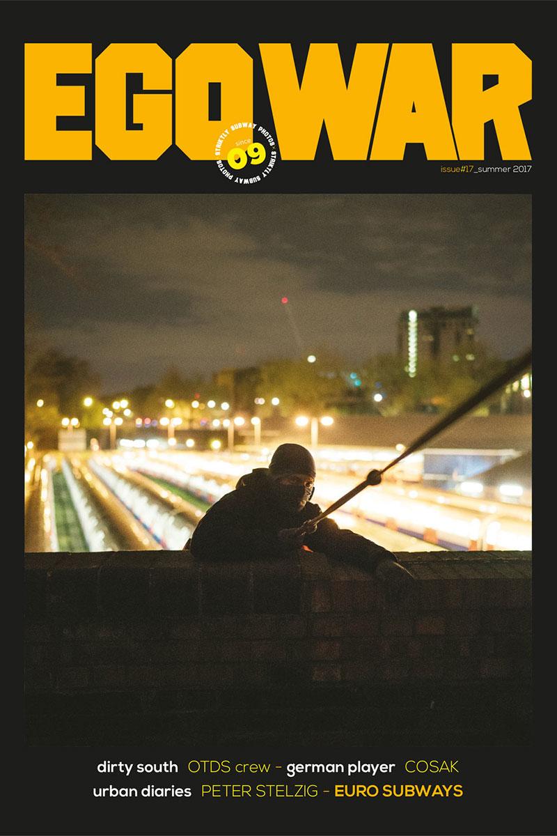 EGOWAR Magazine 17