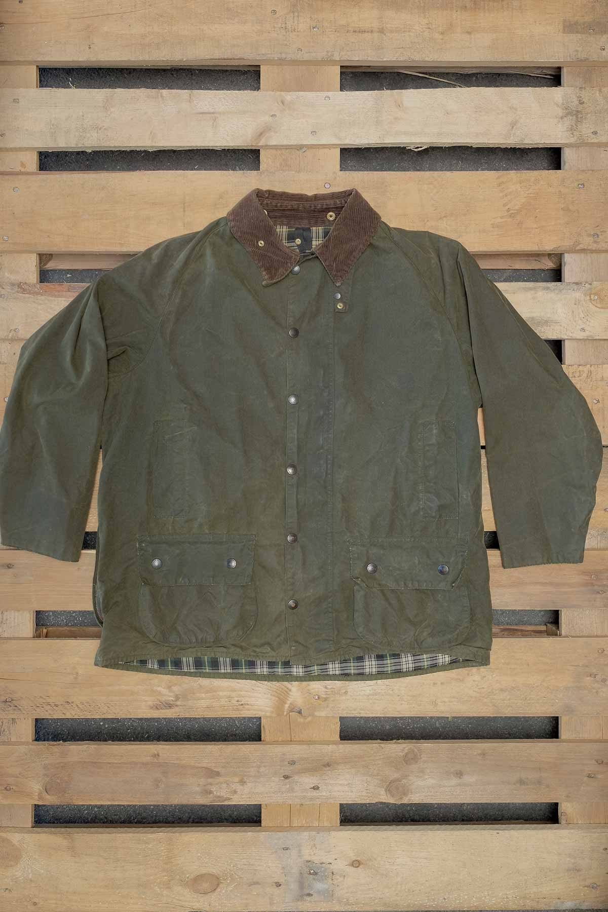 Barbour GIUBBINO VINTAGE Marrone