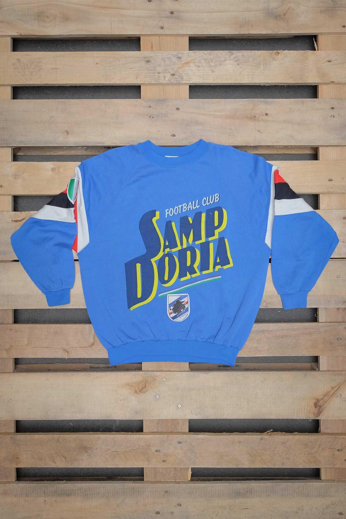 Felpa Grandi Club Italiani-Sampdoria