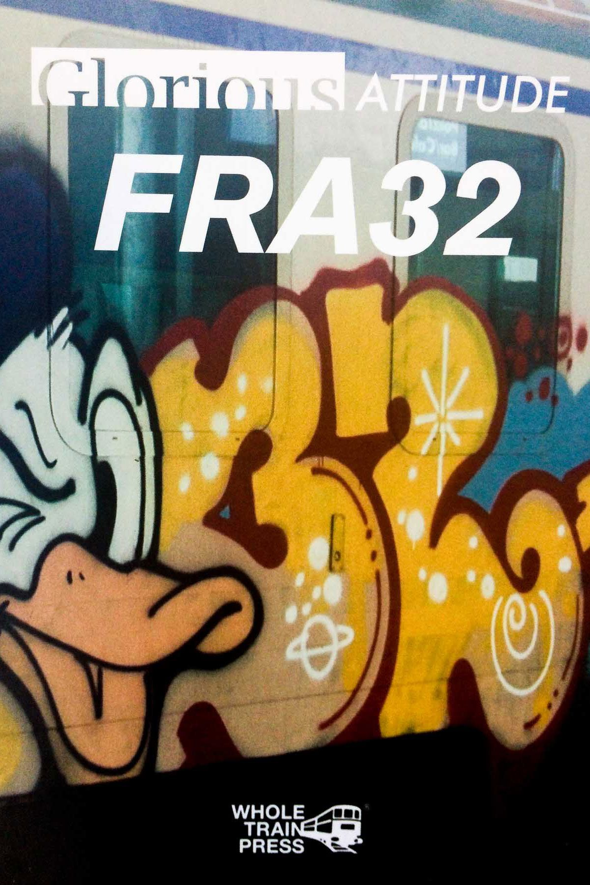 FRA32 - Glorious Attitude di Wholetrain Press