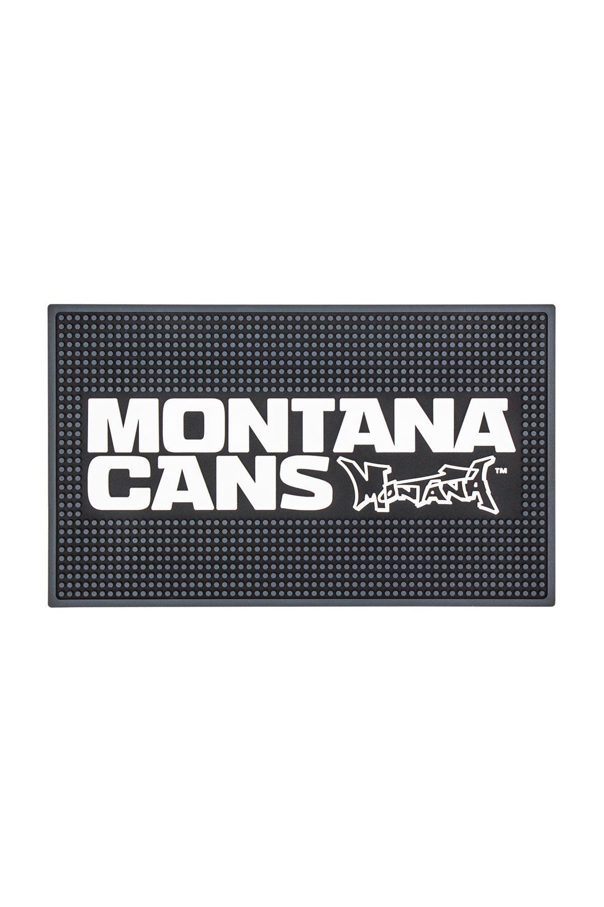 Montana TYPO+LOGO Tappetino da bancone
