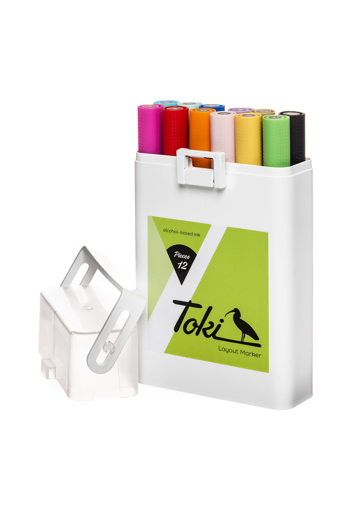 Toki LAYOUTMARKER 12 Set A