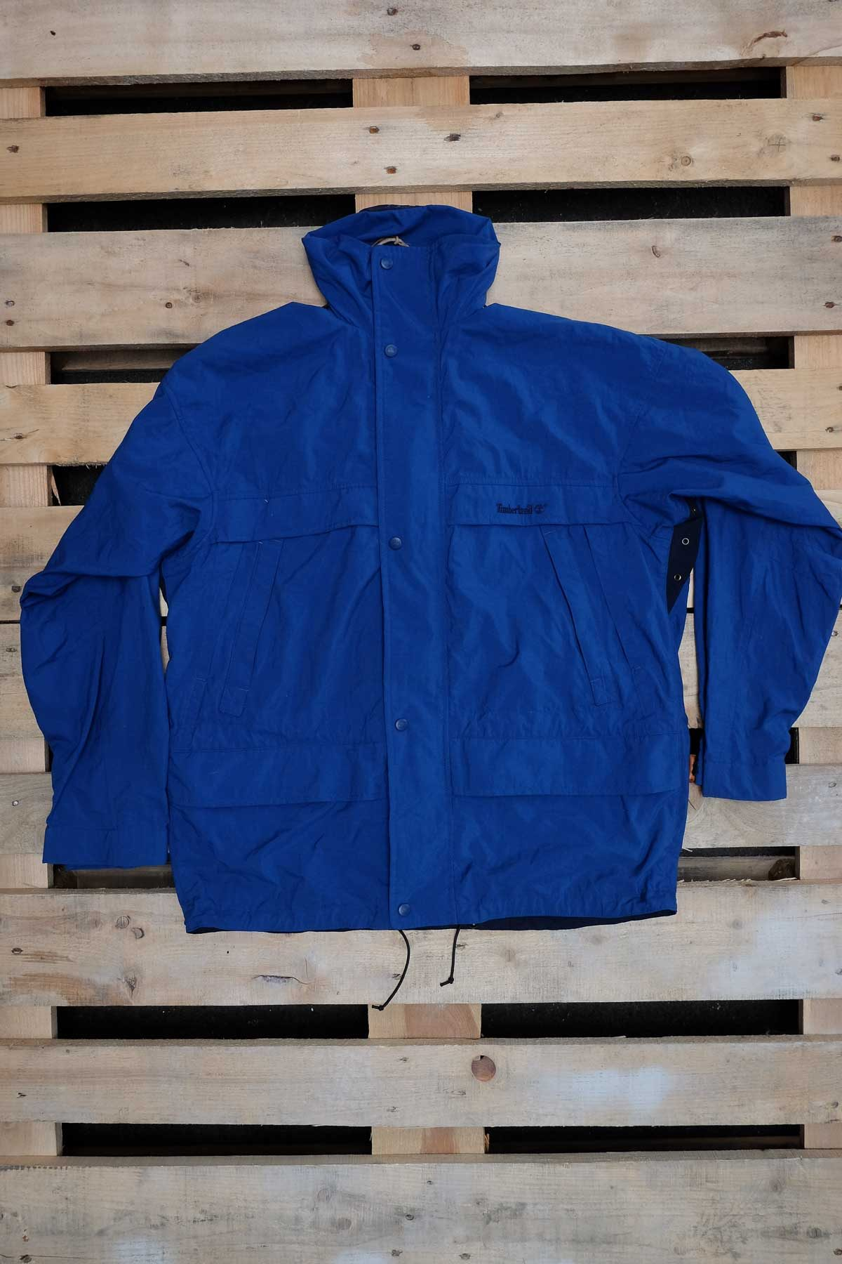 Timberland GIACCA VINTAGE Blue M
