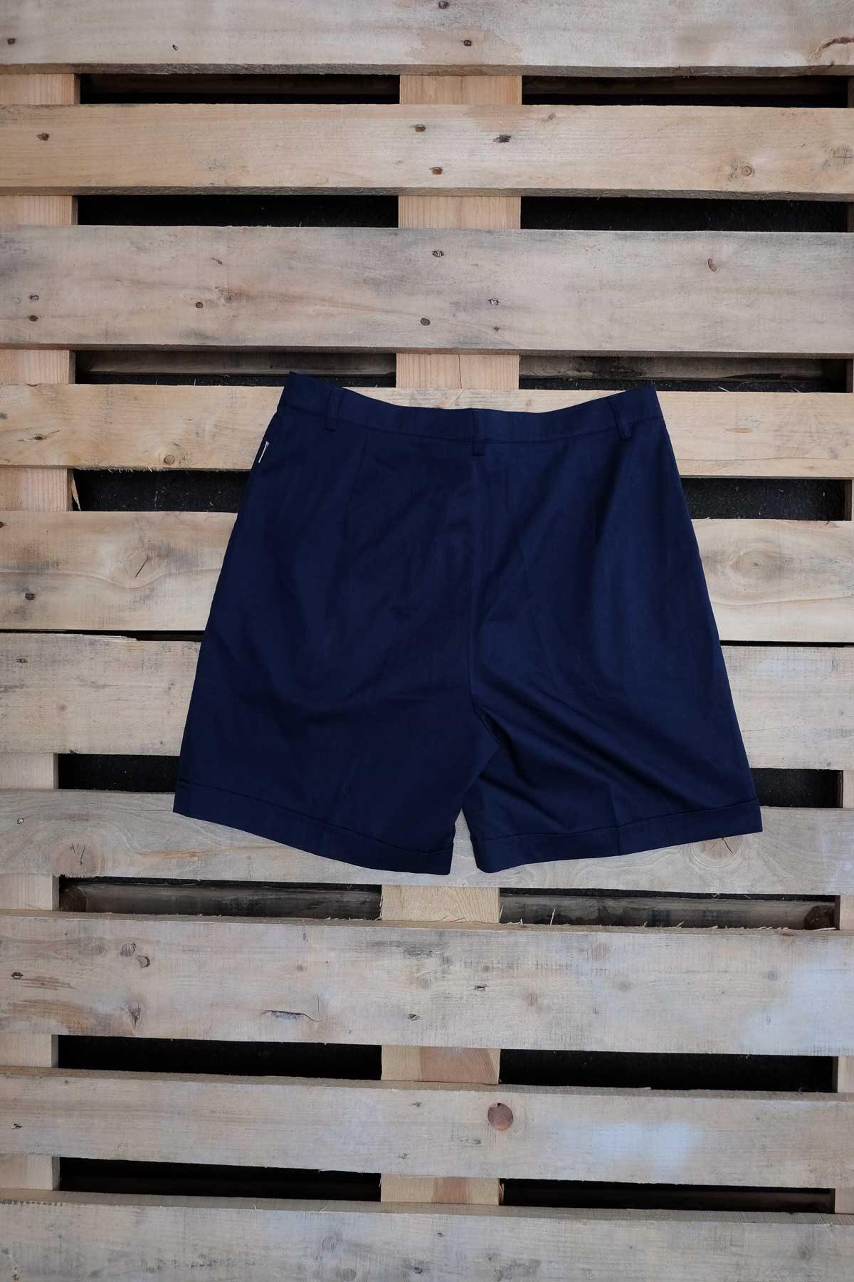 Adidas PANTALONCINO VINTAGE Blue M