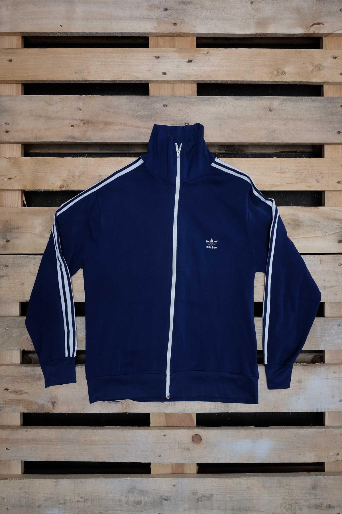 Adidas FELPA VINTAGE Blue XL