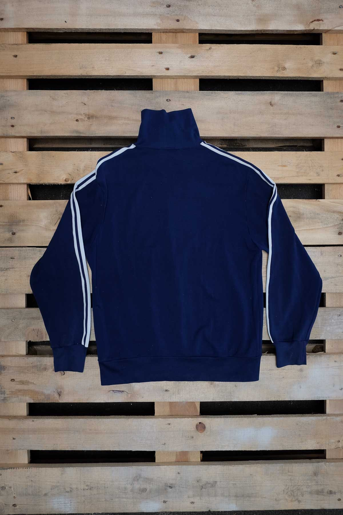 Adidas FELPA VINTAGE Blue M
