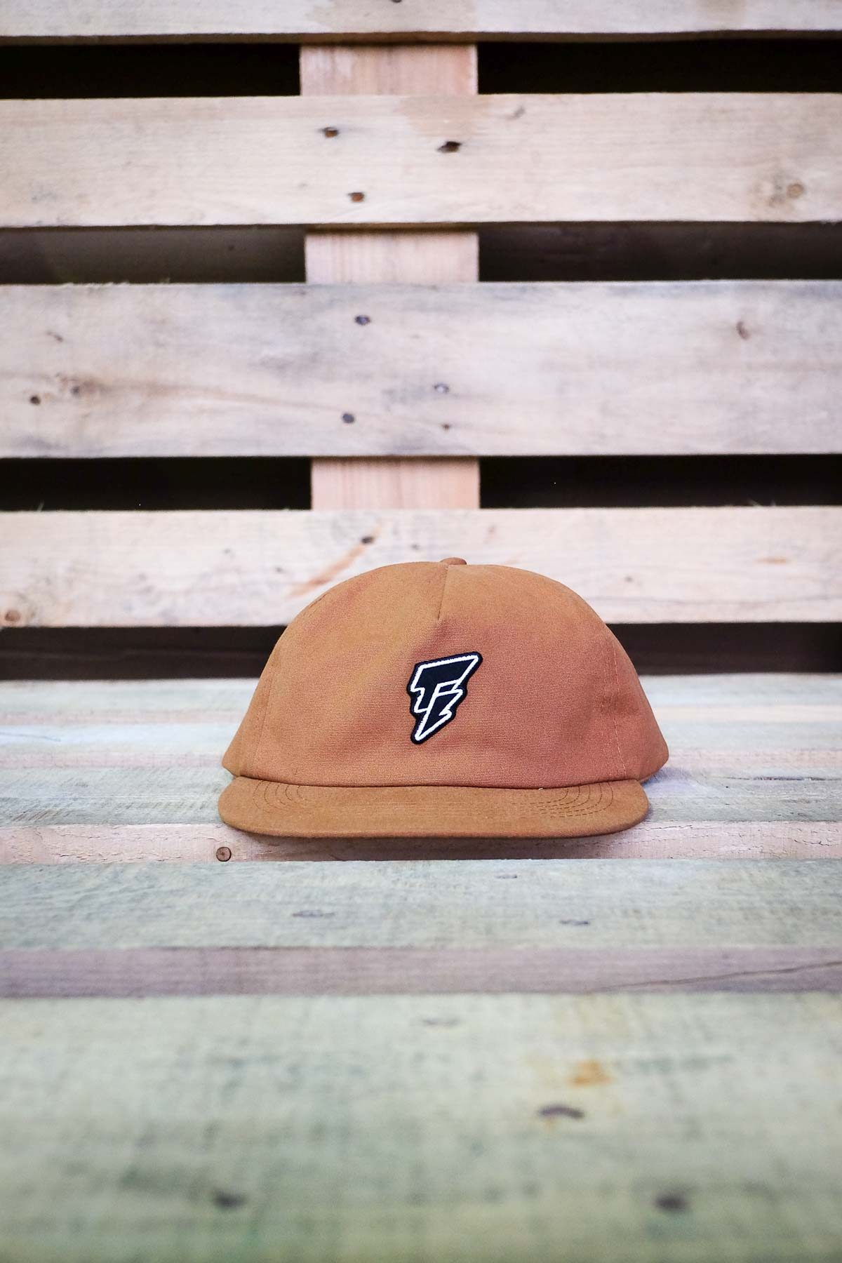 Full Mine CLASSIC SNAPBACK Dark Earth