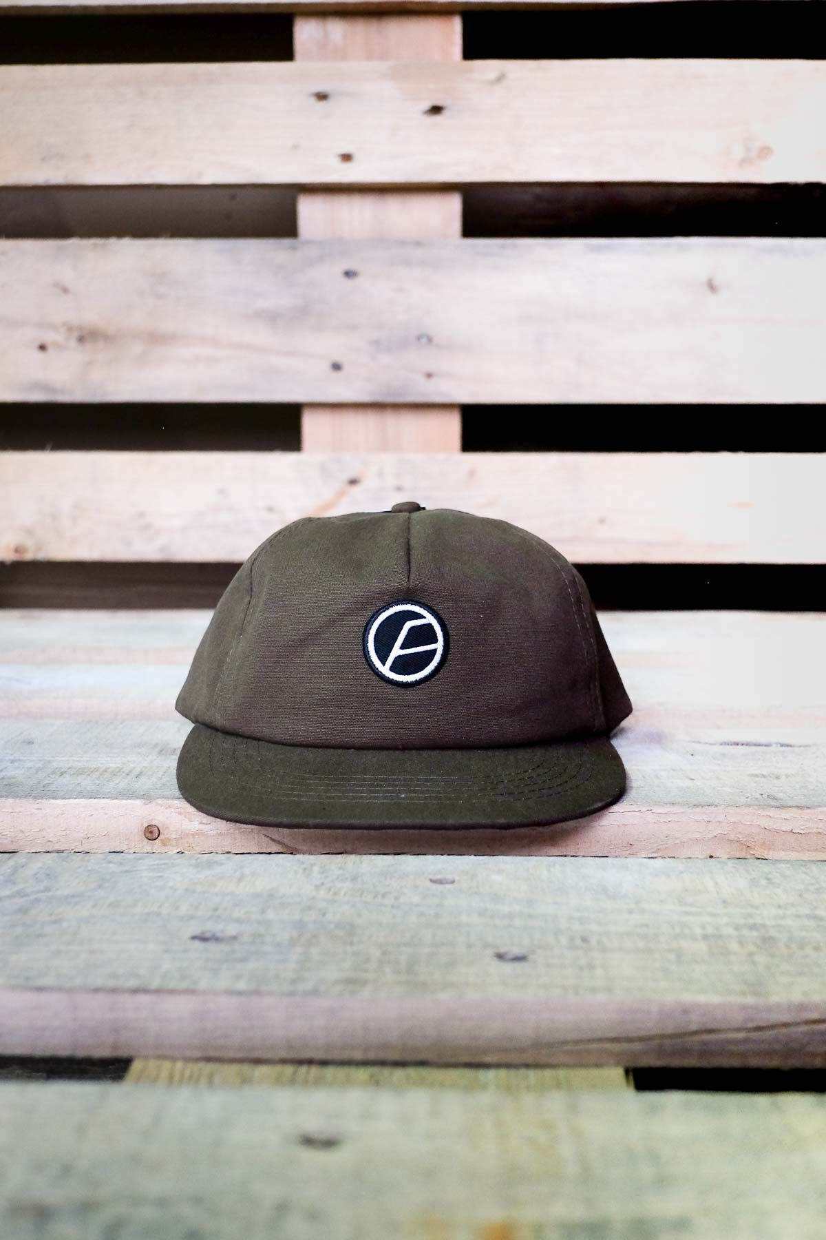 Full Mine CLASSIC SNAPBACK Olive Green