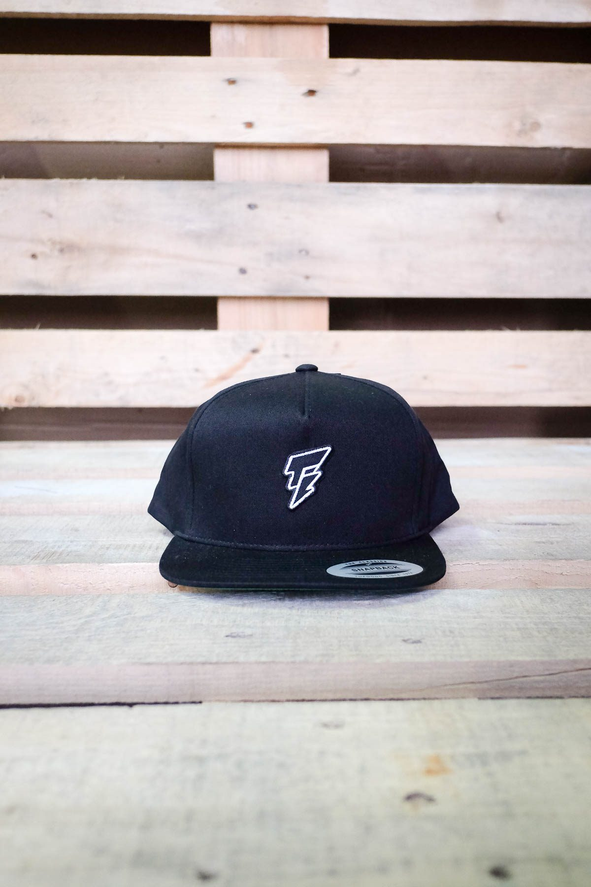 Full Mine CLASSIC SNAPBACK Patch Logo