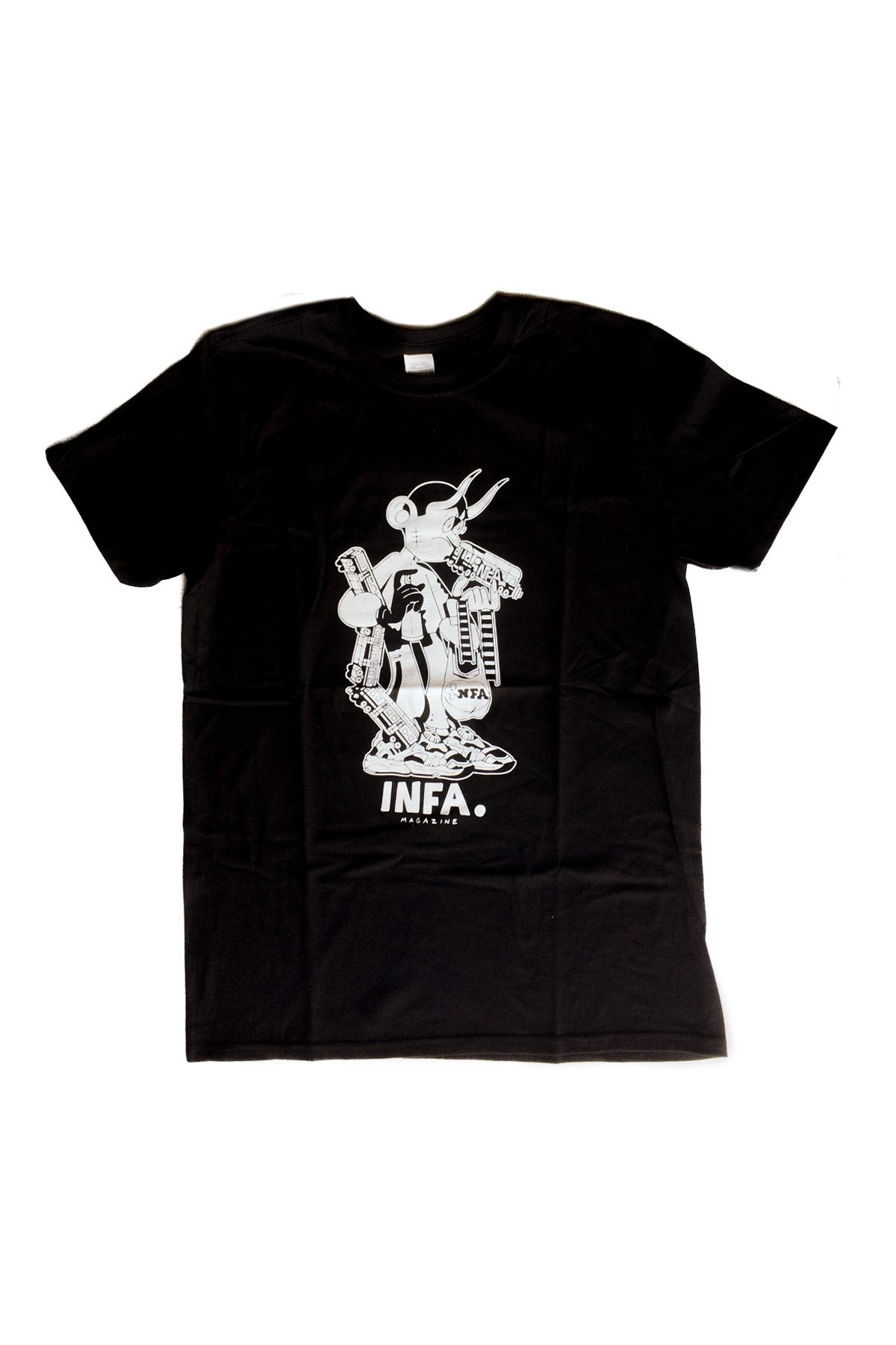 Infa by LUGOSIS T-Shirt