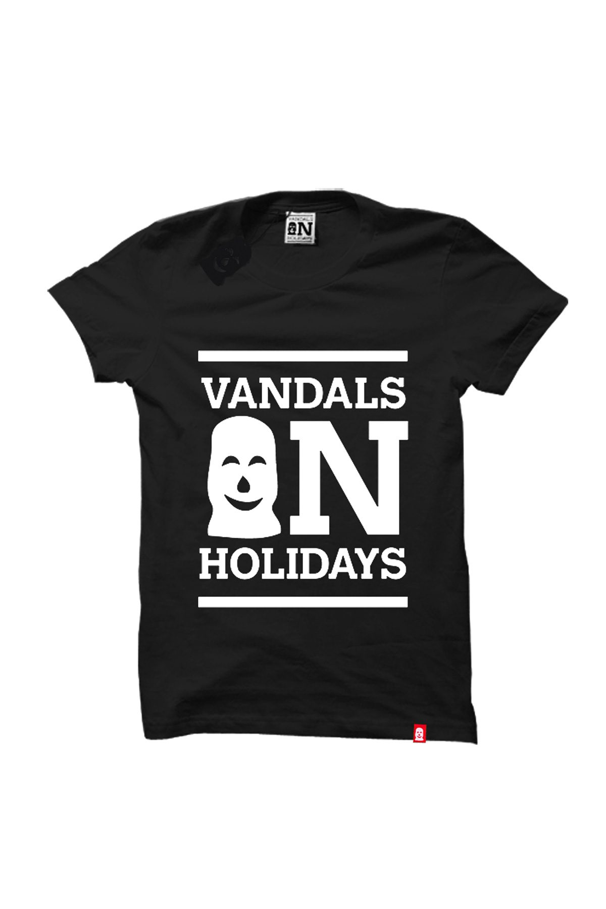 Vandals On Holidays CLASSIC LOGO T-Shirt