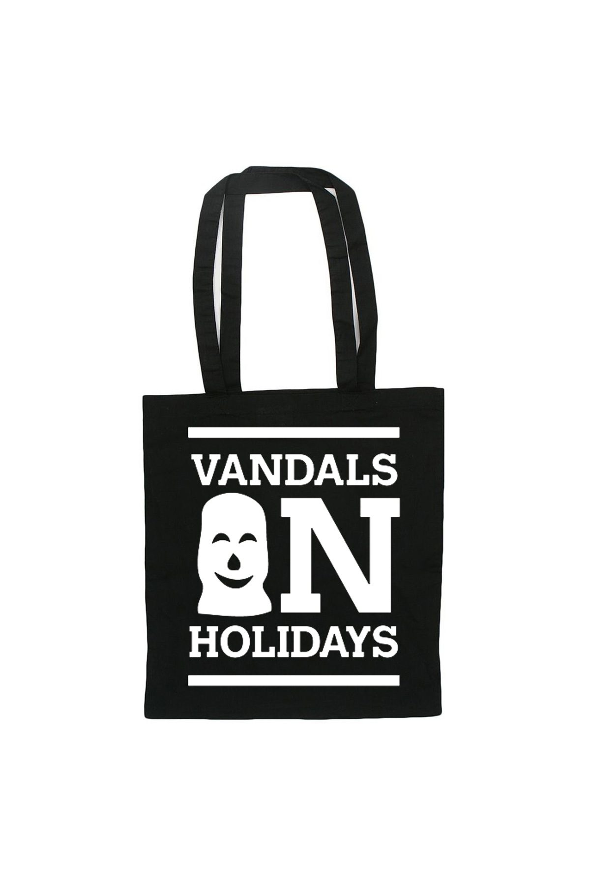 Vandals On Holidays LOGO Cotton Bag