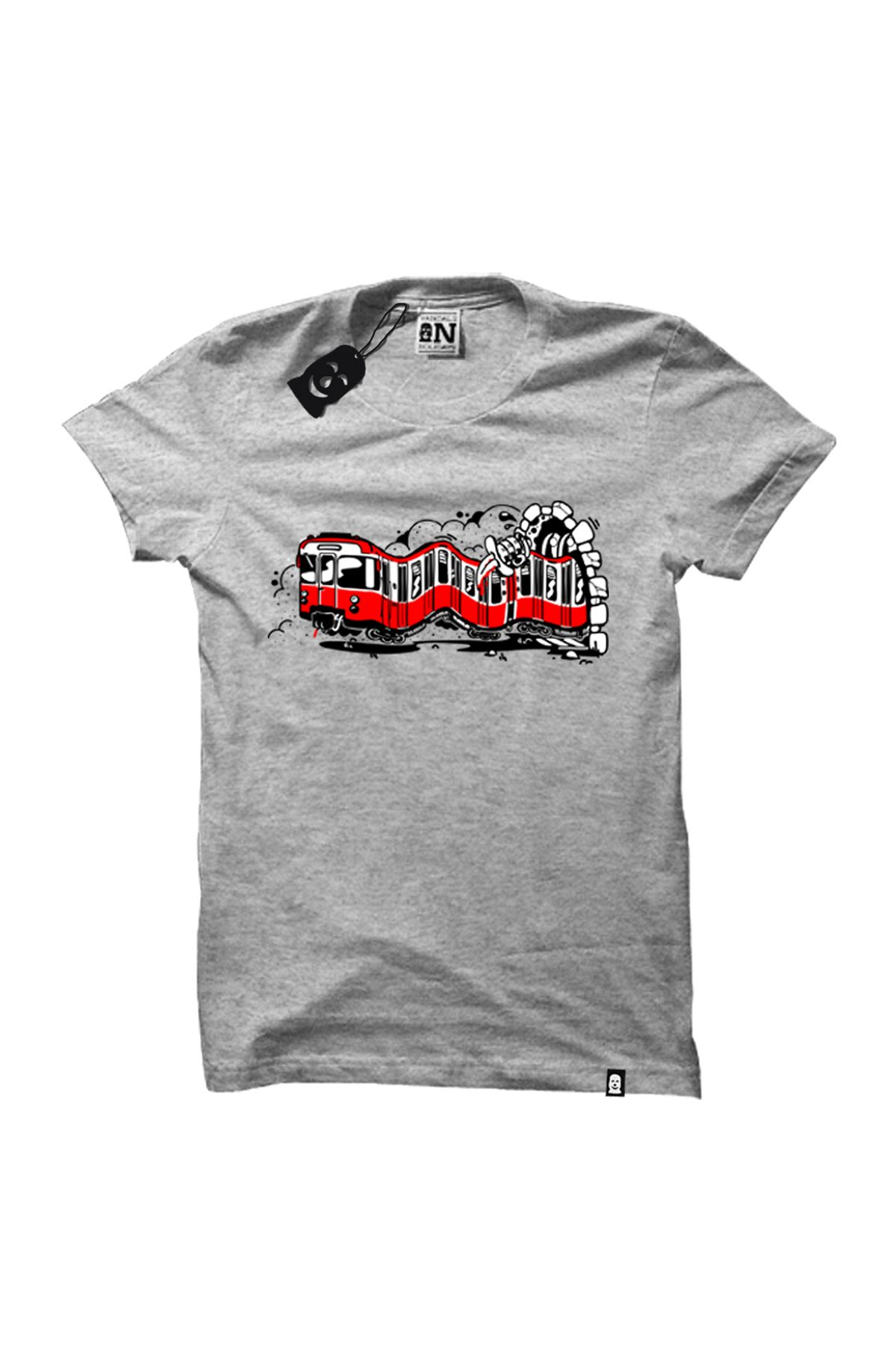 Vandals On Holidays MILAN METRO T-Shirt