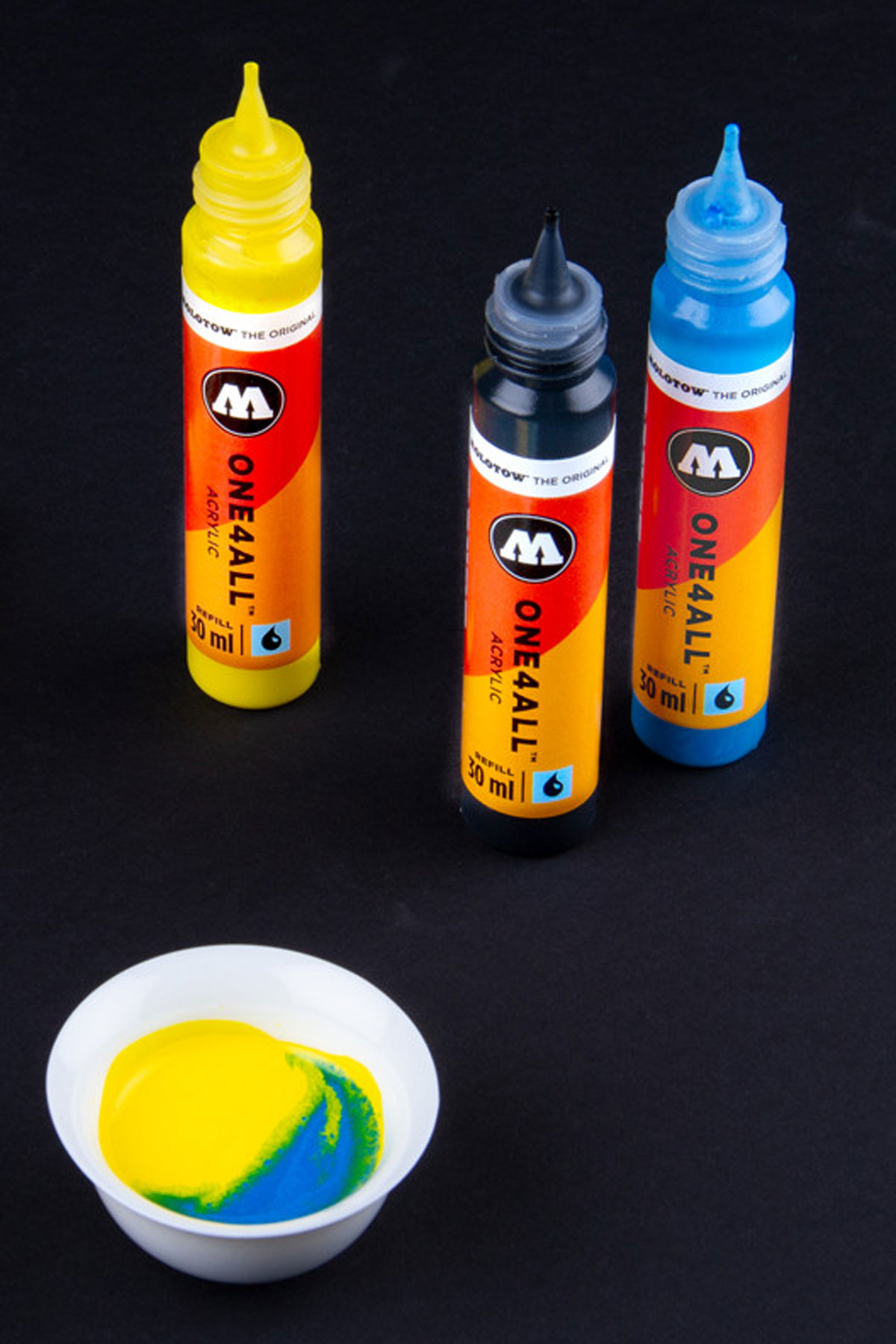 Molotow ONE4ALL-SOLID Refill 30ml