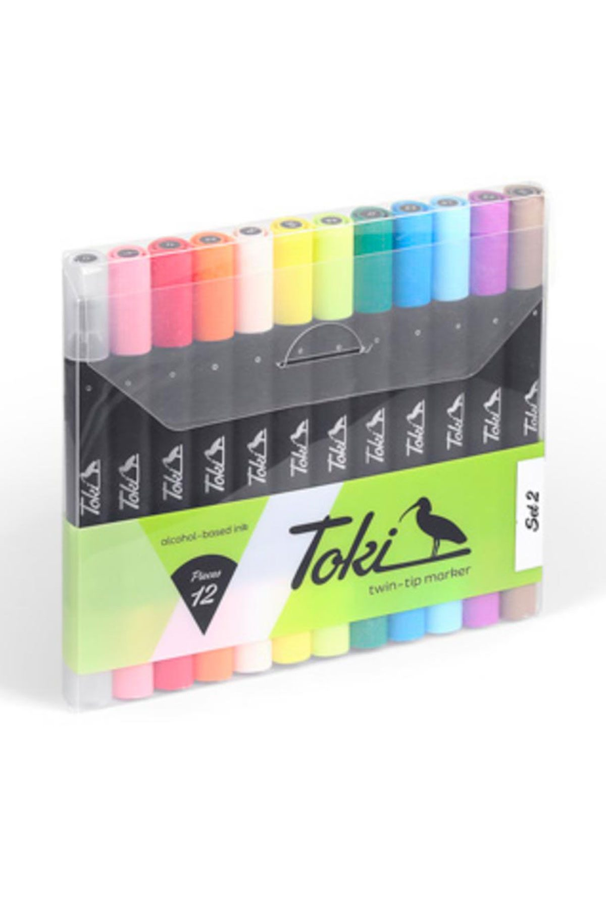 Toki LAYOUTMARKER 12 Set 2