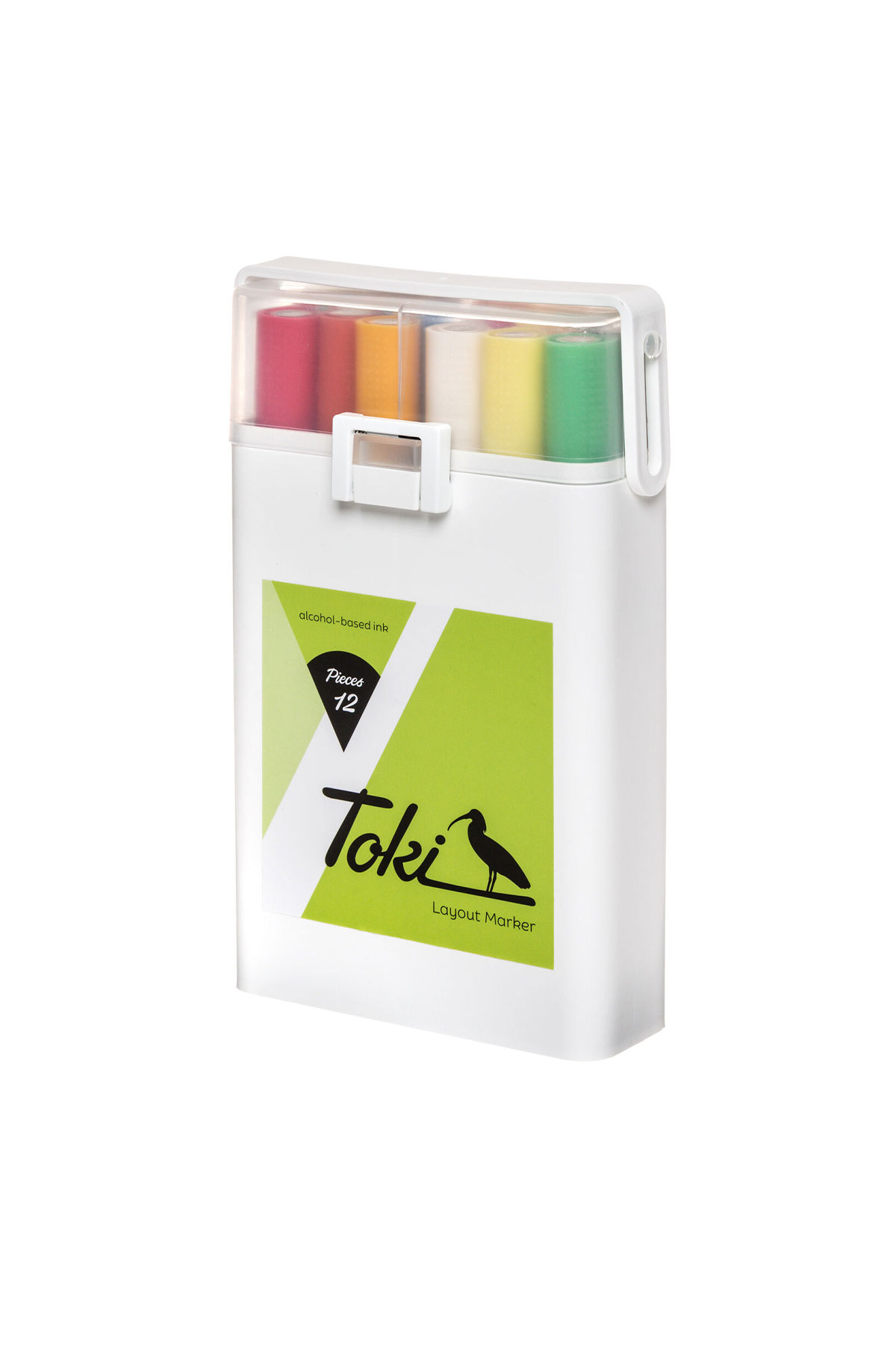 Toki LAYOUTMARKER 12 Set C