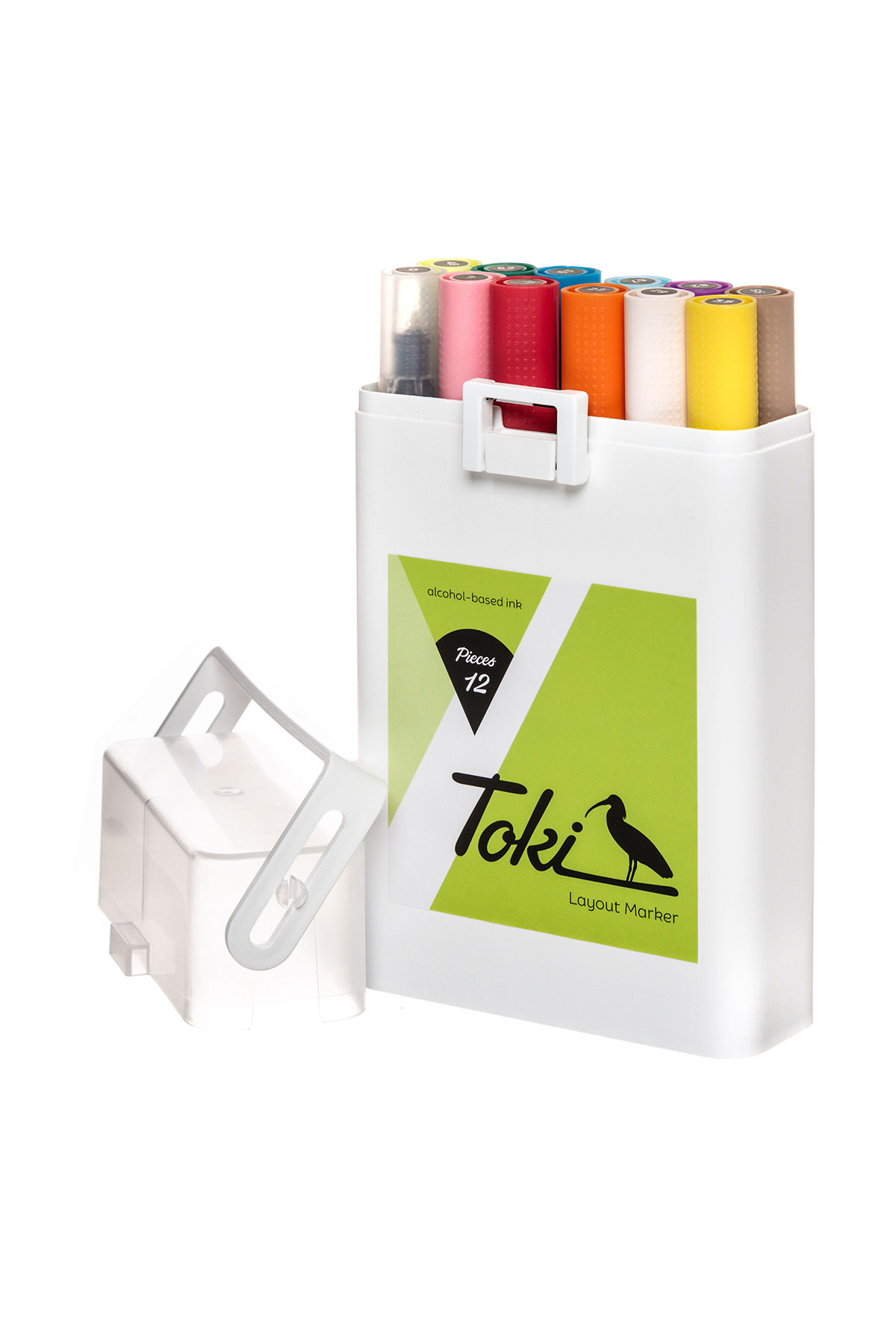 Toki LAYOUTMARKER 12 Set B