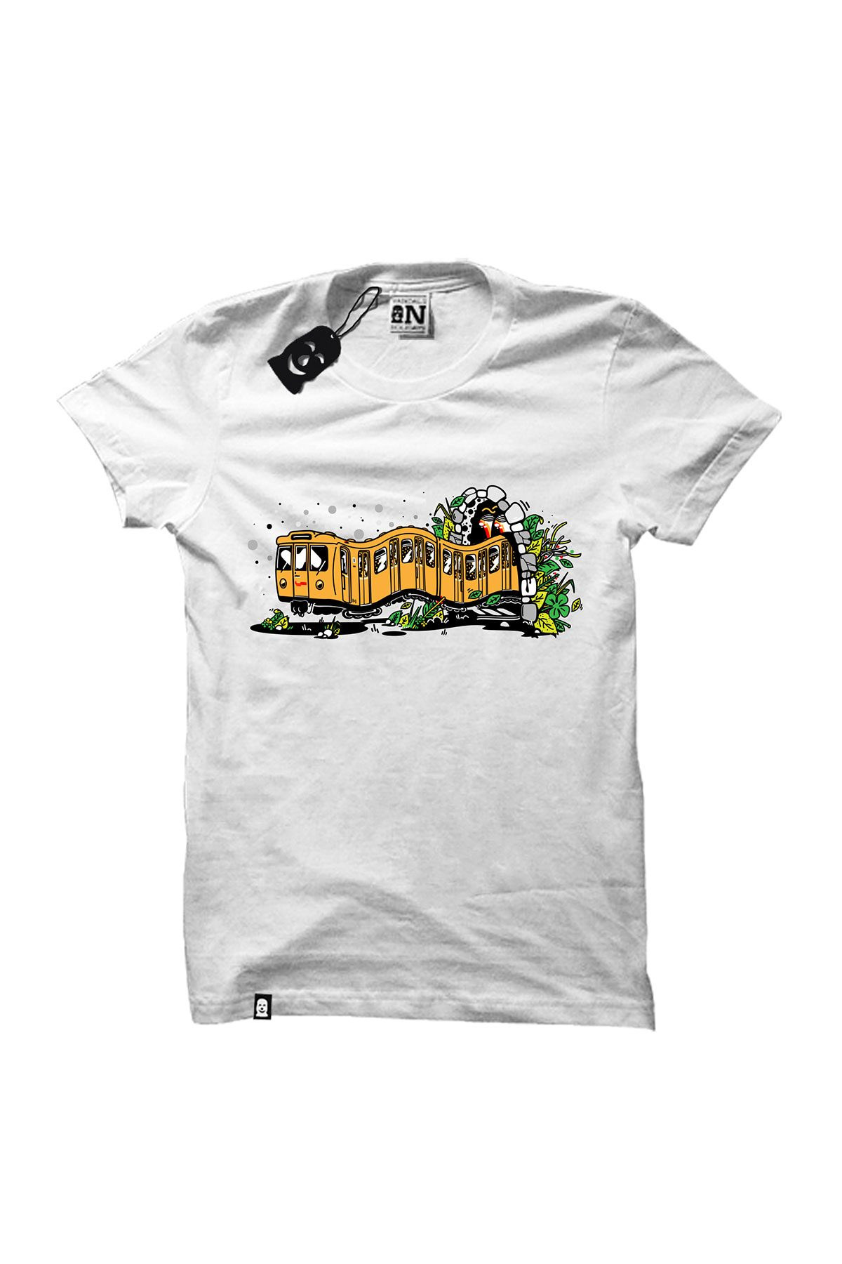 Vandals On Holidays BERLIN METRO T-Shirt