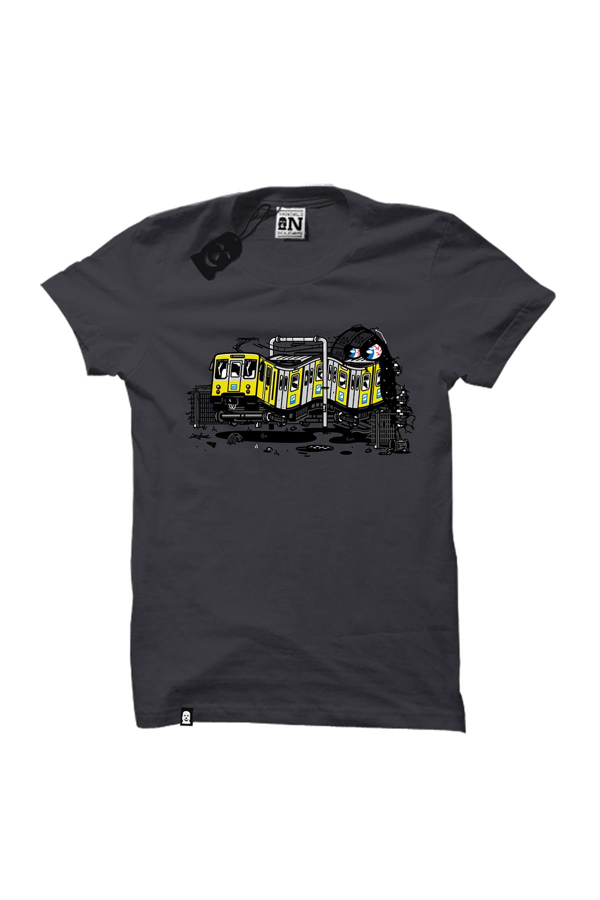 Vandals On Holidays NAPOLI METRO T-Shirt
