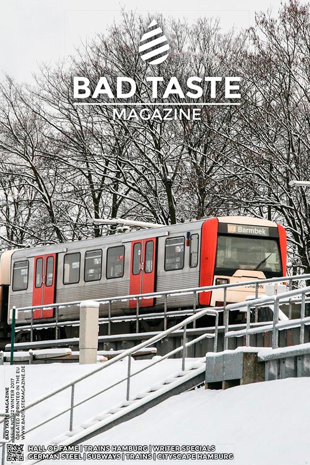BAD TASTE #22 Magazine