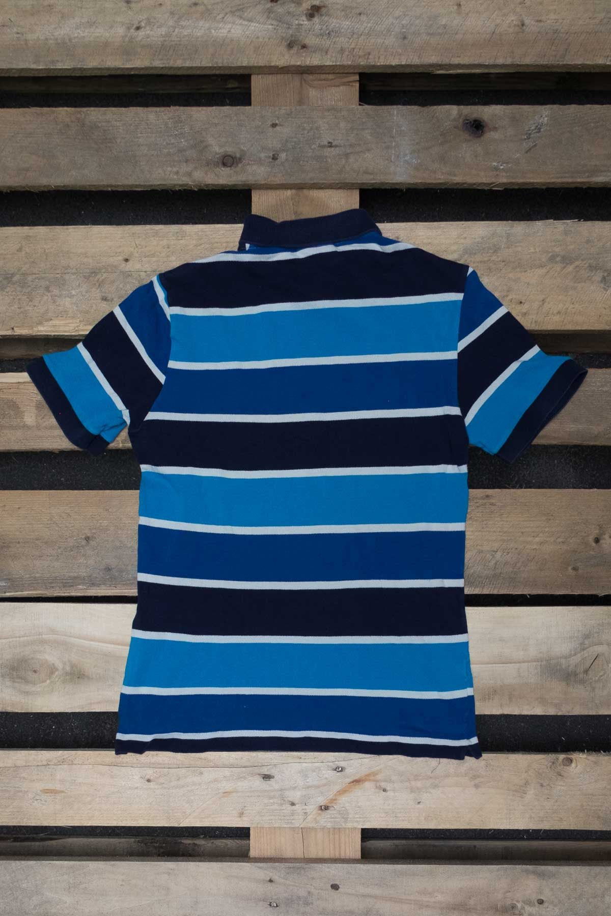 Lacoste T-SHIRT POLO VINTAGE Righe