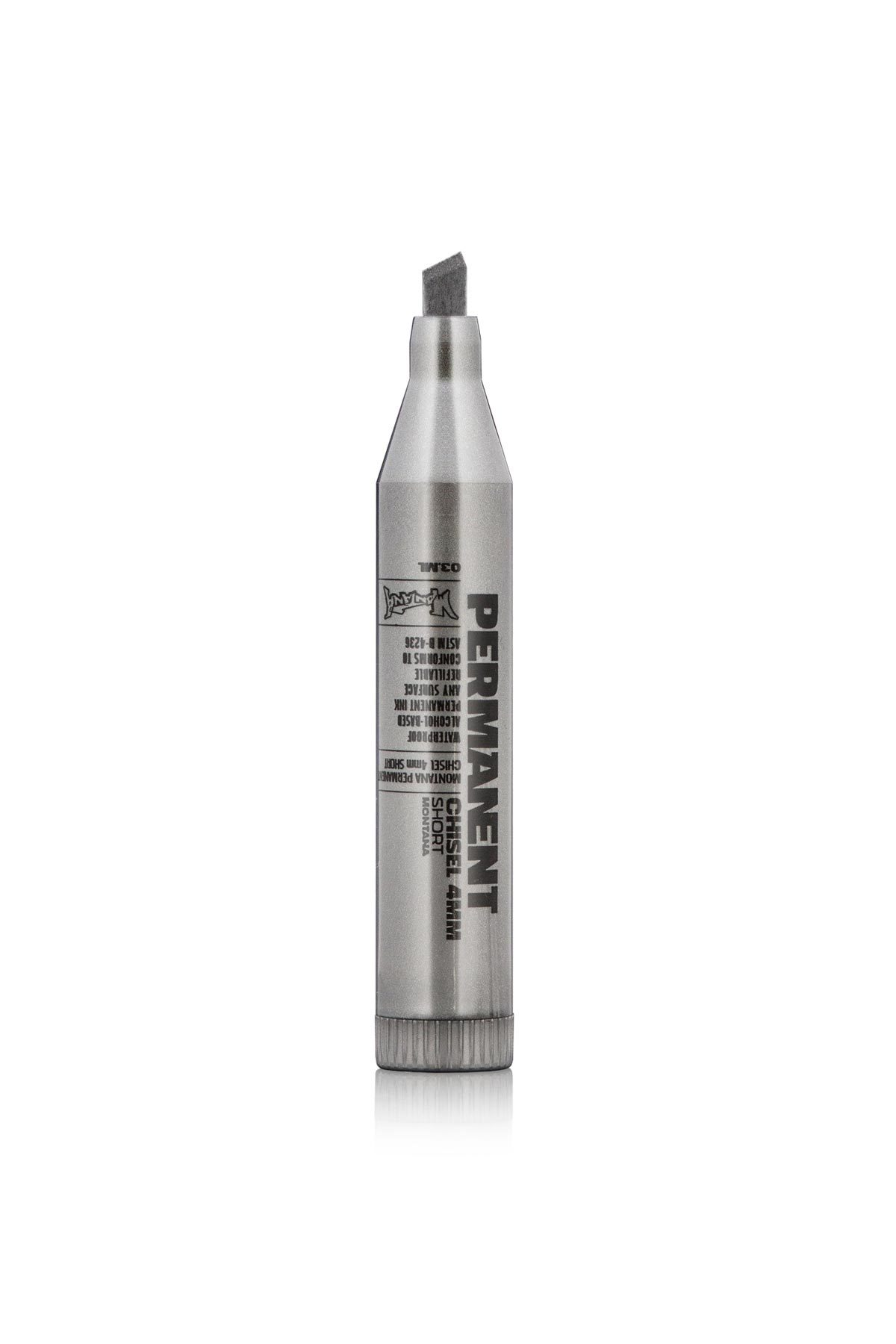 Montana PERMANENT Silver Marker 4mm