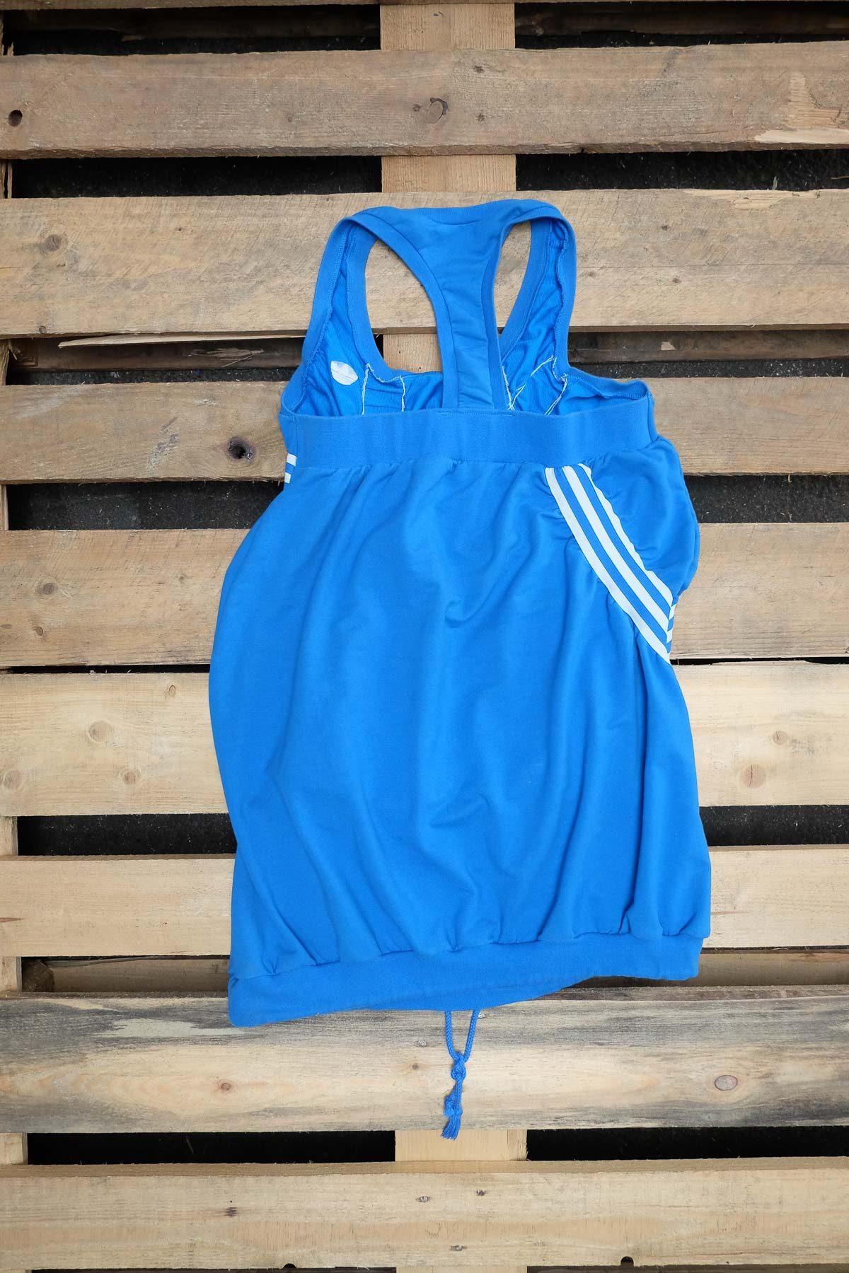 Adidas Original VESTITINO Azzurro