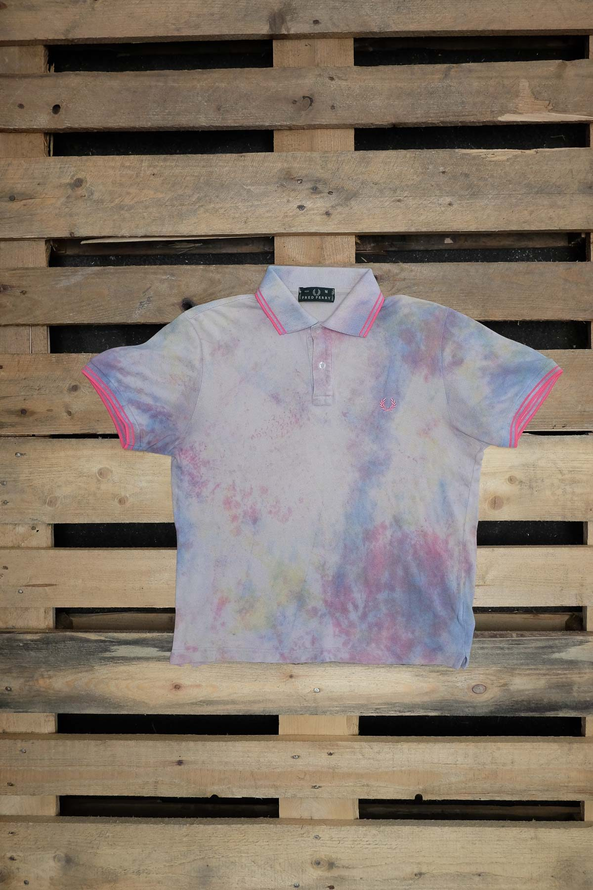 Fred Perry T-SHIRT POLO VINTAGE Fantasy
