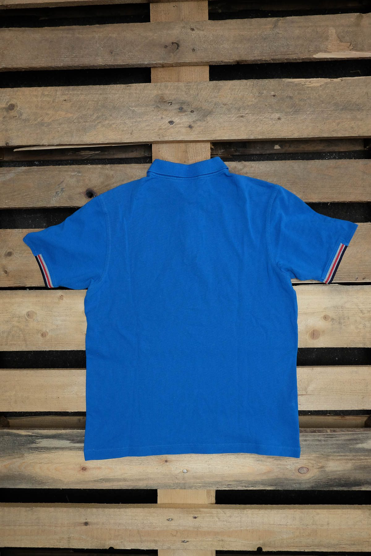Fred Perry T-SHIRT POLO VINTAGE Blue
