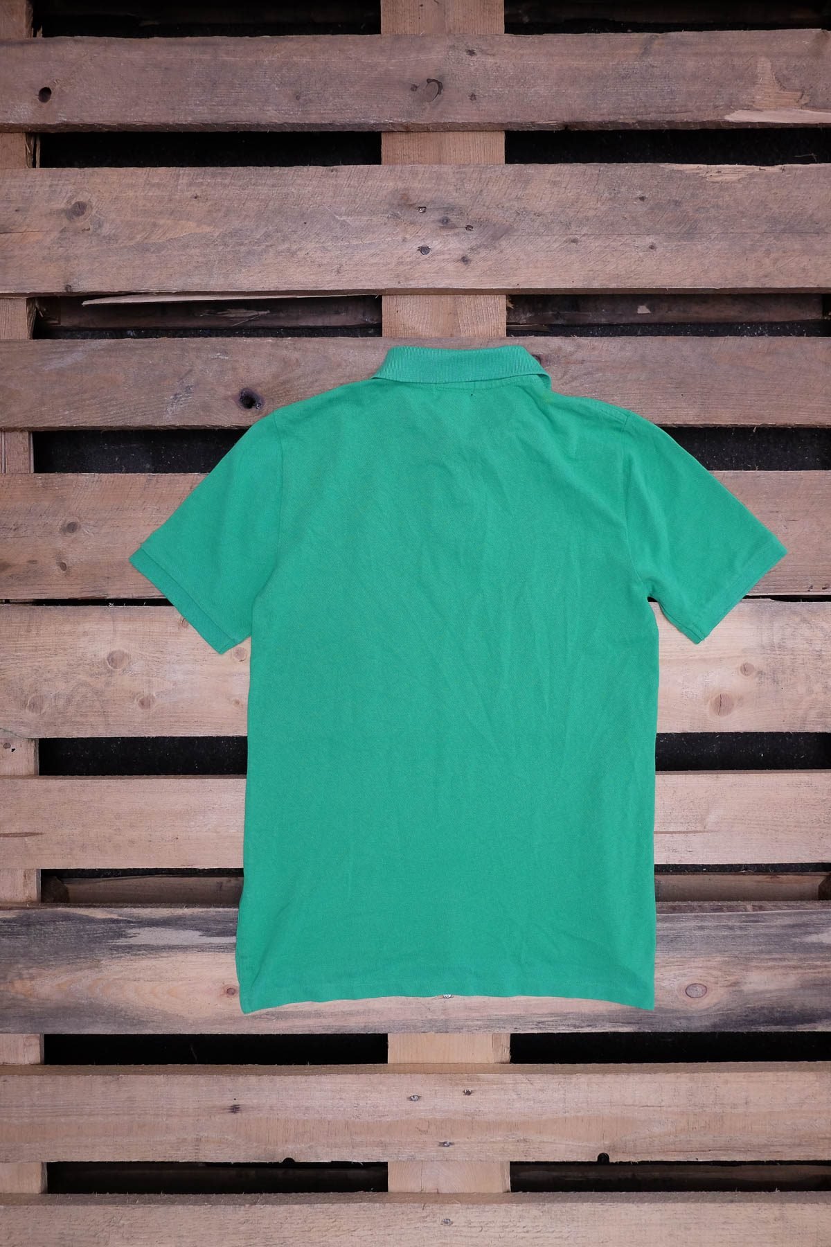 Ralph Lauren T-SHIRT POLO VINTAGE Green